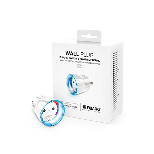 Fibaro – Enchufe Inteligente