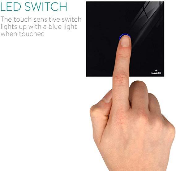 Interruptor inteligente tactil