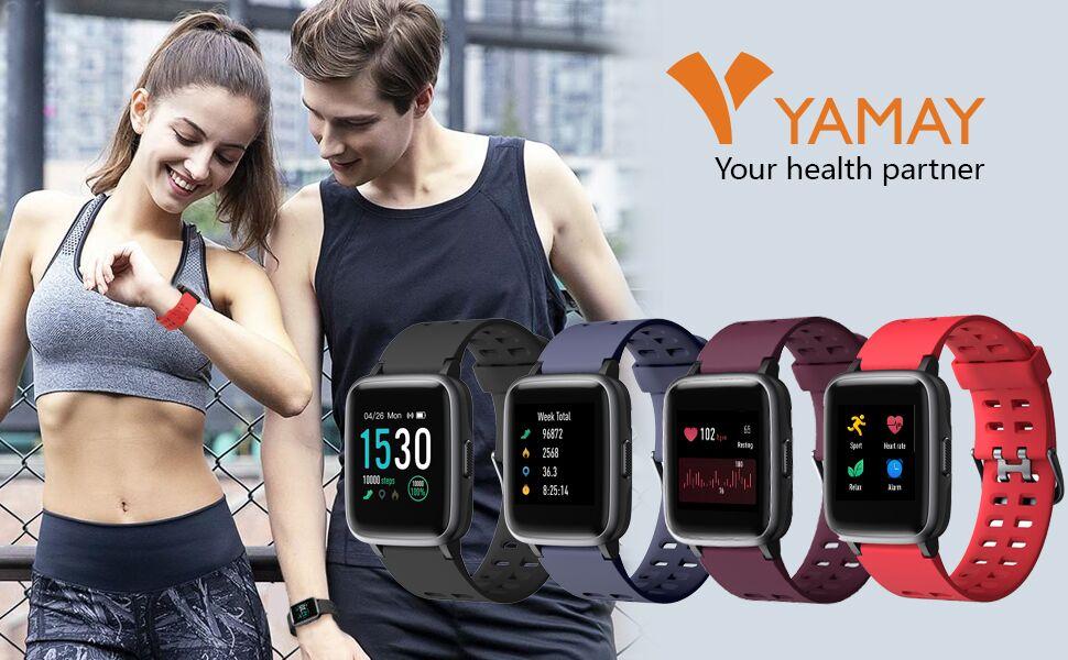 Reloj Inteligente Yamay