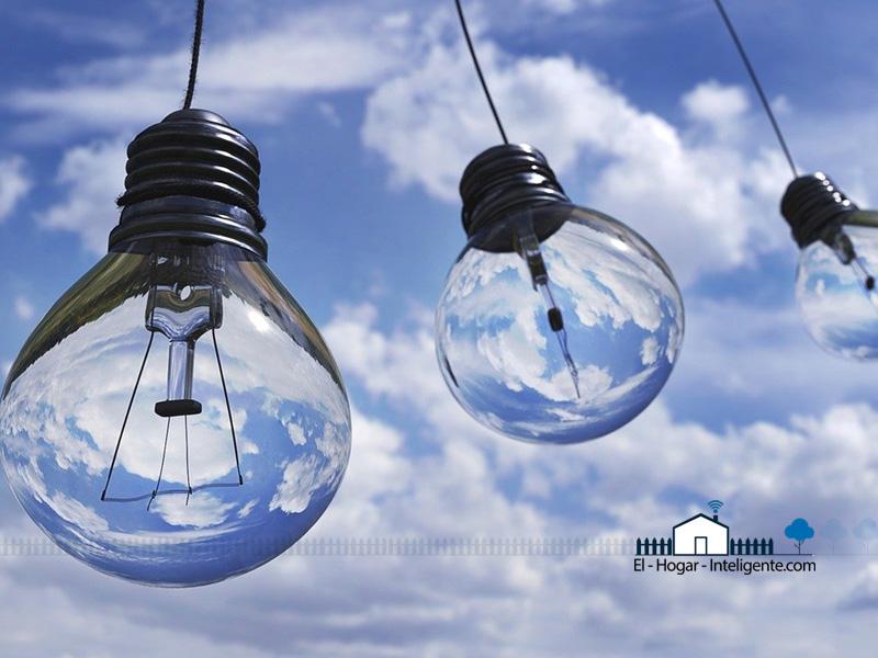 Tipos de bombillas inteligentes
