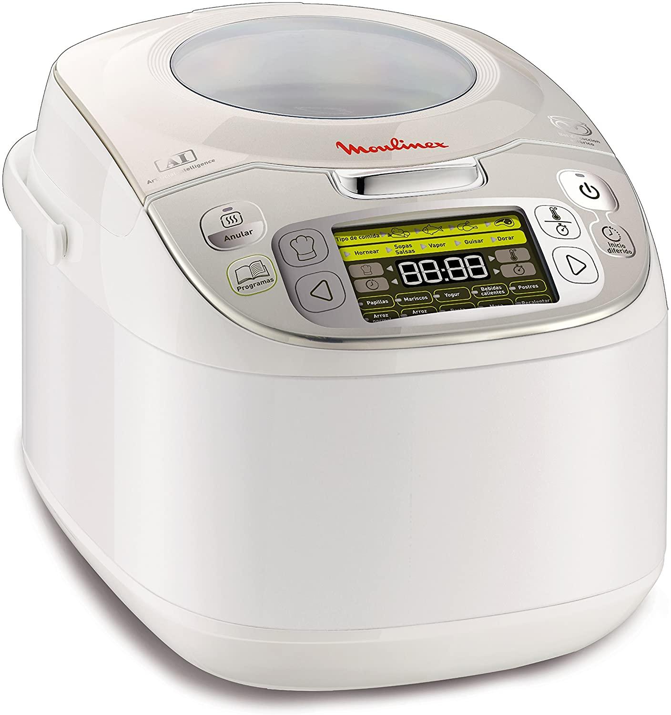 Robot de cocina inteligente Moulinex MK812121