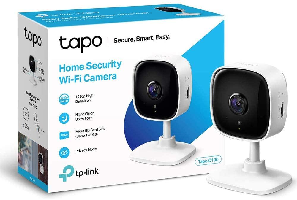 Camara de Seguridad Wifi TPLINK