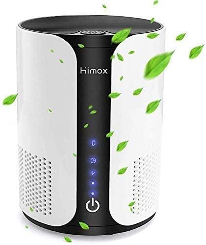 Purificador de Aire con Filtro HEPA HIMOX