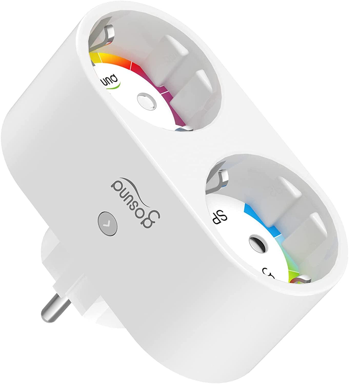 Mini Enchufe Inteligente Wifi igosund