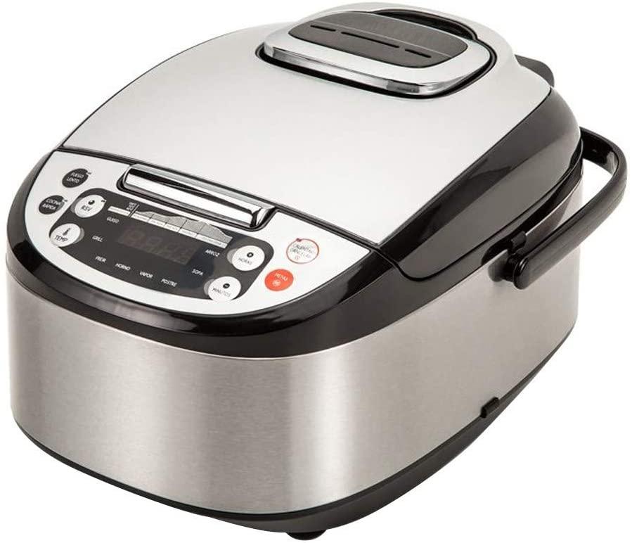 Robot de Cocina Multifunción con Voz Novohogar