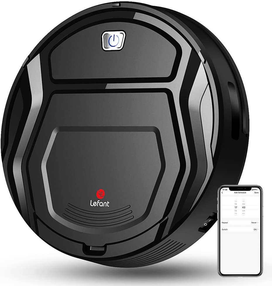 Robot Aspirador wifi LEFANT