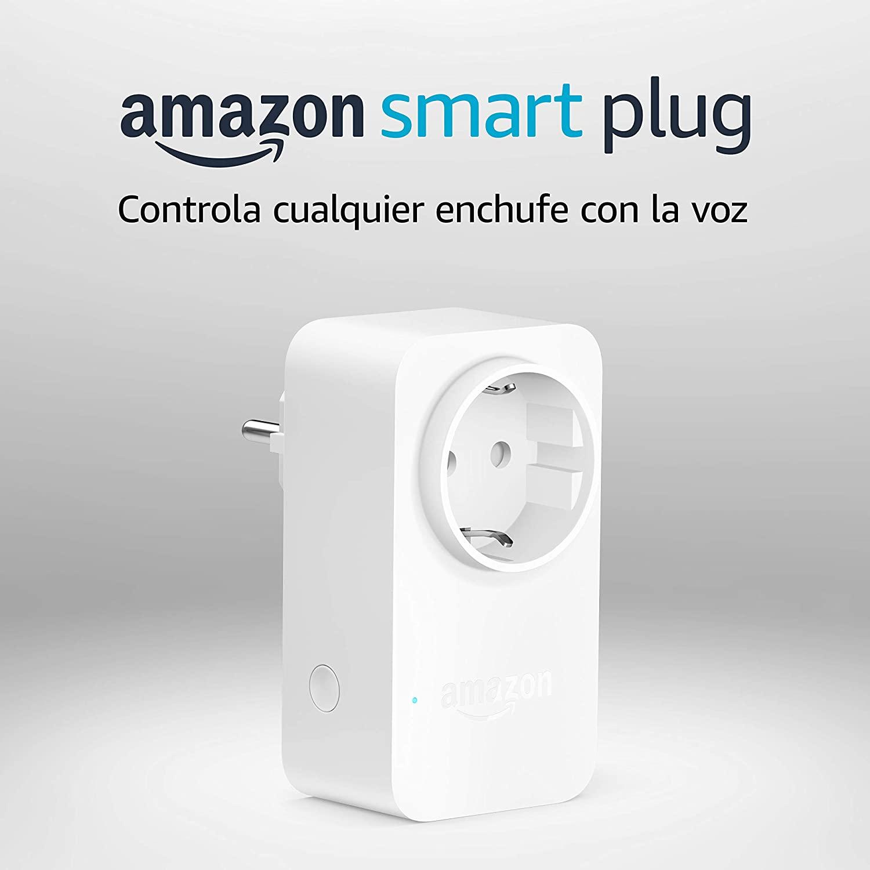 Amazon Smart Plug (enchufe inteligente wifi)